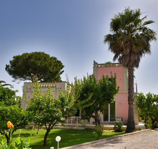 Villa Sirgole Rosa